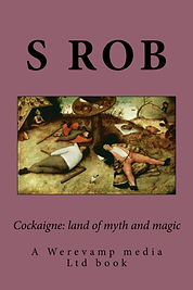 Great book of magic by S Rob