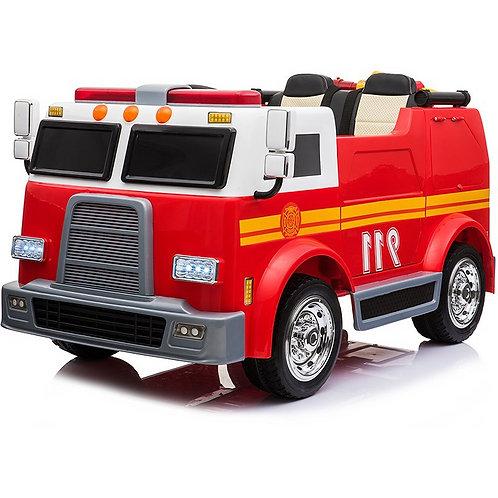 消防車電動車