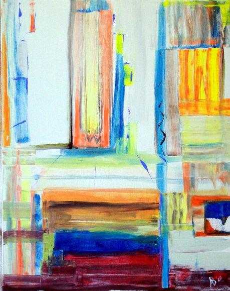 """Cityscape"" by alan baddiley"