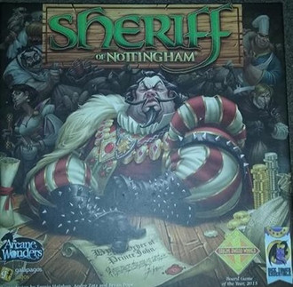 Sherif of Nottingham