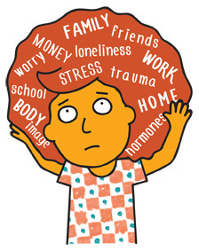Raising an adolescent raising your anxiety?