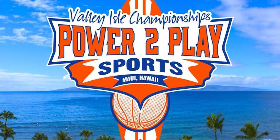 Valley Isle Championships- HAWAII