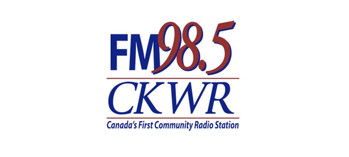 FM 98 5 CKWR - About CKWR