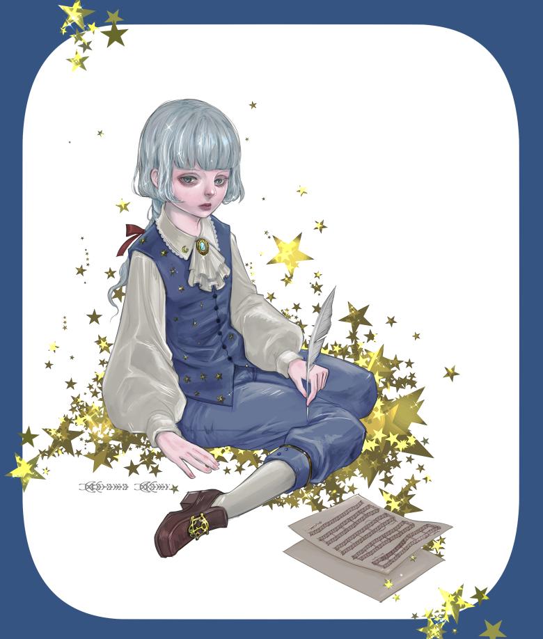 少年作曲家完成星結合最終2