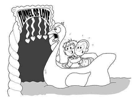 Philophobia Illustration