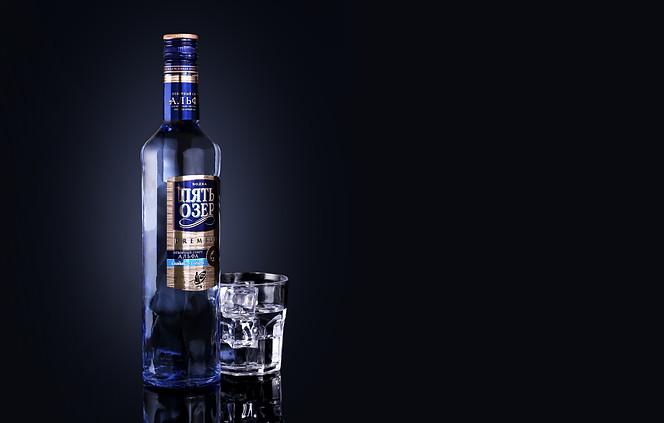 Piat Ozer Vodka