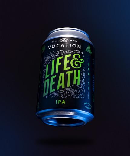 VocationLife & Death IPA