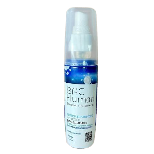 BAC Human Personal 100 mlts