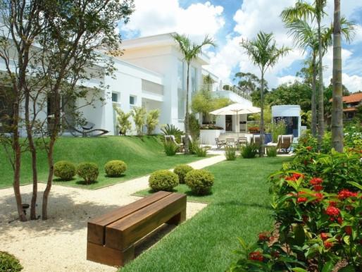 Tipos de Jardim - Jardim Contemporâneo
