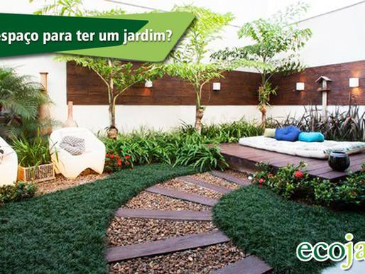 Ideias para inserir natureza em pequenos espaços!
