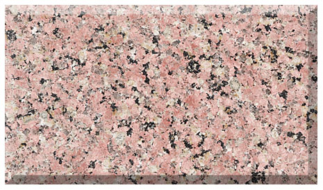 rosy pink granite export india brij