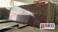 Choco Chips Granite Slabs Birj Granites.