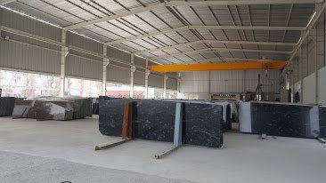 brij granites godown area