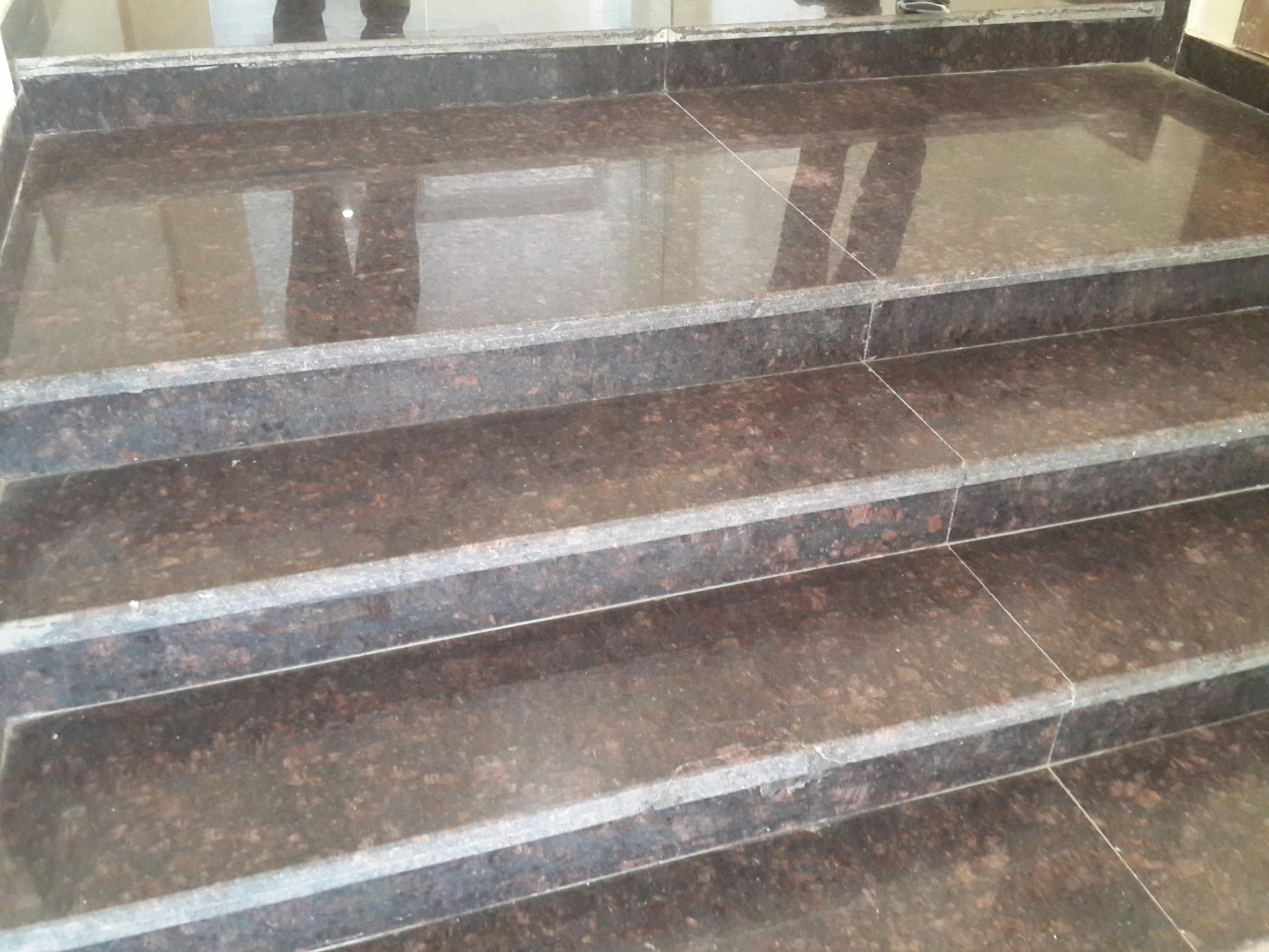 granite stairs semifinished