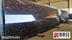 Marccinno Brown Granite Slabs Brij Grani
