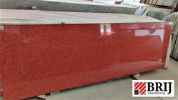 Lakha Red Granite Slabs Brij Granites