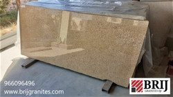 Ivory Gold Granite Slabs Brij Granites