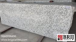 P White Granite Slabs Brij Granites Indi