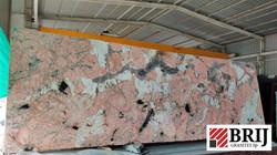 Alaska Pink Granite Slabs Brij Granites