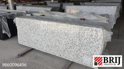 P White Granite Slabs Brij Granites