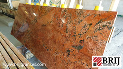 volcanoe red alaska red granite slabs br