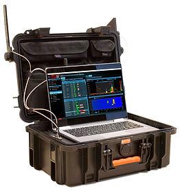 DeltaX 2000/6 Profesyonel Spektrum Analizör