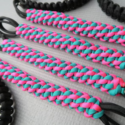 Teal and Pink JK handles ✌️💙❤️_-_www