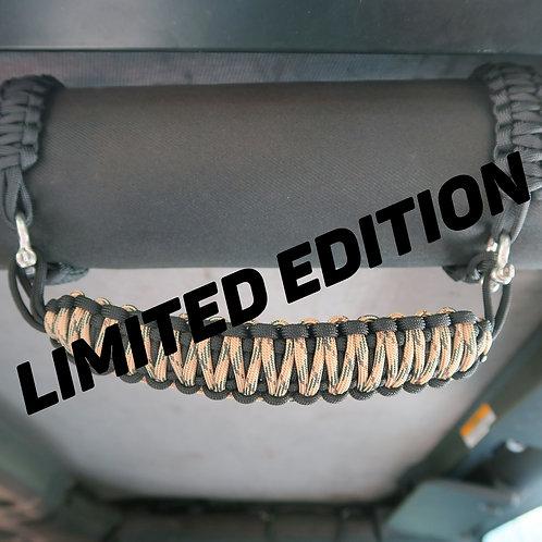 Tan limited edition Jeep JK Grab Handles