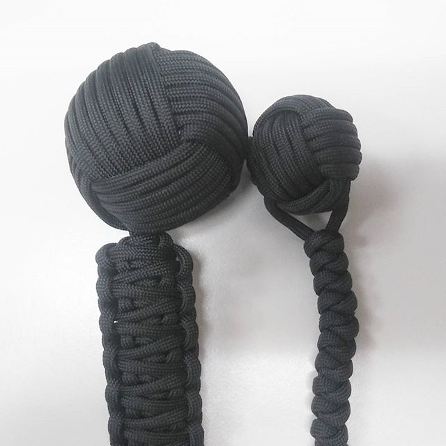 Paracord Winch Pull