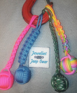 Paracord Winch Pulls