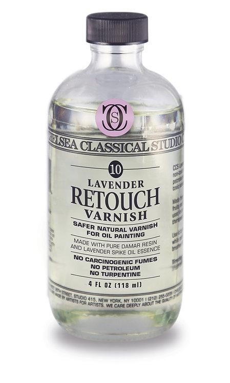 Lavender Retouch Varnish