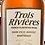 Bouteille de rhum Trois Rivières 12 ans