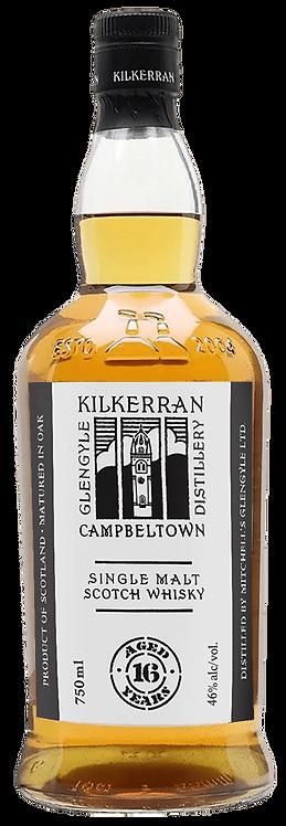 Bouteille de whisky Kilkerran 16 Ans