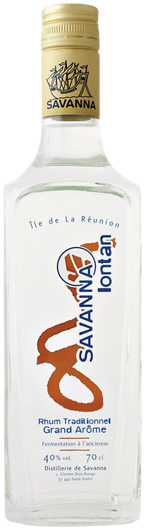Bouteille de rhum Savanna Grand Arôme Lontan