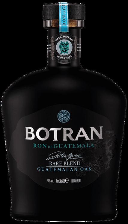 Bouteille de Rhum Botran Rare Blend Guatemala Oak