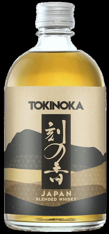 Bouteille de whisky Tokinoka White Oak