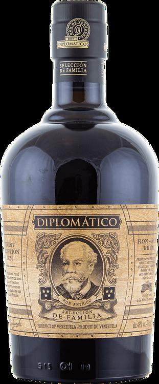 Bouteille de rhum Diplomatico Seleccion de Familia