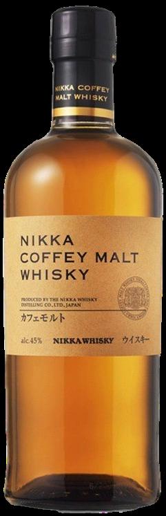 Bouteille de Nikka Coffey Malt Whisky