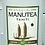Bouteille de rhum Manutea 40 degrés