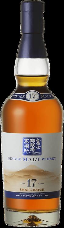 Bouteille de whisky Kirin Fuji Gotemba Distillery Small Batch 17 Ans