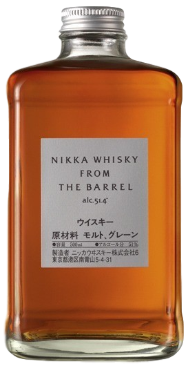 Bouteille de whisky Nikka From The Barrel