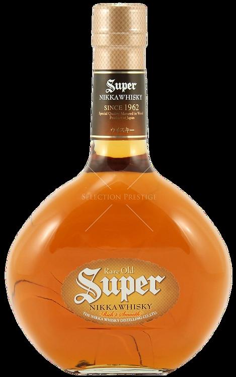 Bouteille de whisky Nikka Super Rare Old