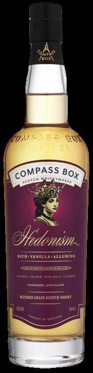 Bouteille de Compass Box Hedonism
