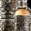 Bouteille de rhum DON PAPA Rye Cask avec étui