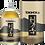 Bouteille de whisky Tokinoka White Oak avec étui