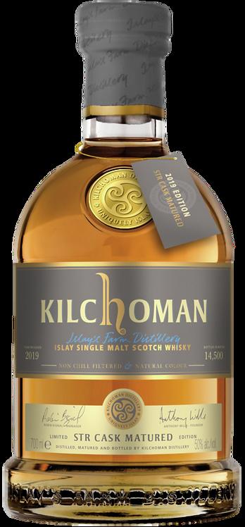 Bouteille de whisky Kilchoman STR Cask Matured