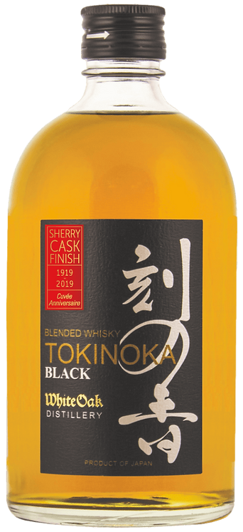 Bouteille de whisky Tokinoka Black Sherry Cask Finish