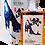 Bouteille de whisky Kujira 8 ans avec étui