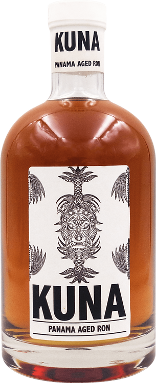 Bouteille de rhum Kuna Rum