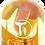 Bouteille de rhum arrangé Les Rhums de Ced Graal mangue pamplemousse